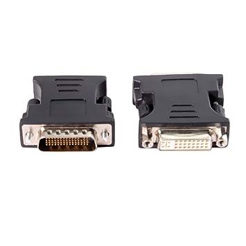LFH DMS-59pin Macho a DVI 24+5 Hembra Adaptador de extensión ...