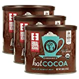 Equal Exchange Hot Cocoa Mix, 12-Ounce (Pack of 3)
