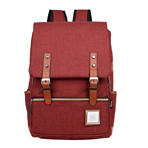 College Redwine Computer Bag Shoulder Student Air 6EgSqUw