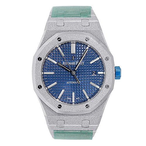 Audemars Piguet Royal Oak 41mm Frosted White Gold 15410BC.GG.1224BC.01
