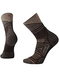 Men's PhD Outdoor Light Pattern Mid Crew Socks