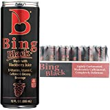 Bing Beverage Company Bing Black, 12 Ounce (Pack of 24)