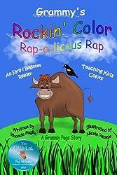 Grammy's Rockin' Color RAP-a-licious Rap: Teaching Kids Colors