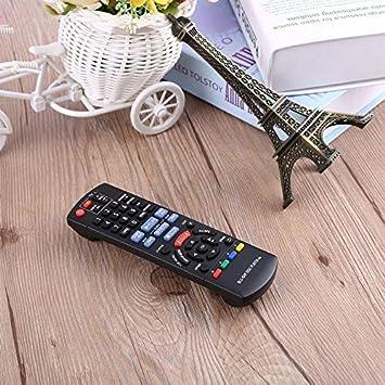 Reemplazo de Control Remoto de Smart TV para Panasonic N2QAYB000867 DMP-BD89 DMP-BD79 Piezas de Control del Reproductor de DVD con Disco BLU-Ray: Amazon.es: Electrónica