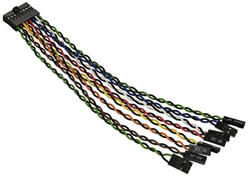 (Supermicro 6-Inch 16Pin Front Control Split Cable (CBL-0084L))