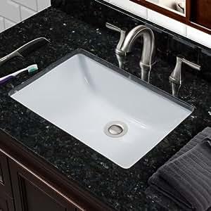 Miseno Mno1812ru 18 3 4 Quot Undermount Bathroom Sink With