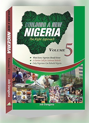 Building A New Nigeria