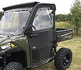polaris ranger 900 doors - 2013-18 Polaris Ranger XP 900 (with Pro-fit cage) Door Kit By Spike-UTV 58-9200