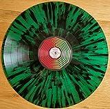 NONAGON INFINITY BLACK + GREEN SPLATTER VINYL