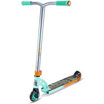Madd Gear VX7 Pro naranja/azul patinete completa: Amazon.es ...