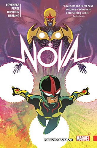 nova marvel comics - 1