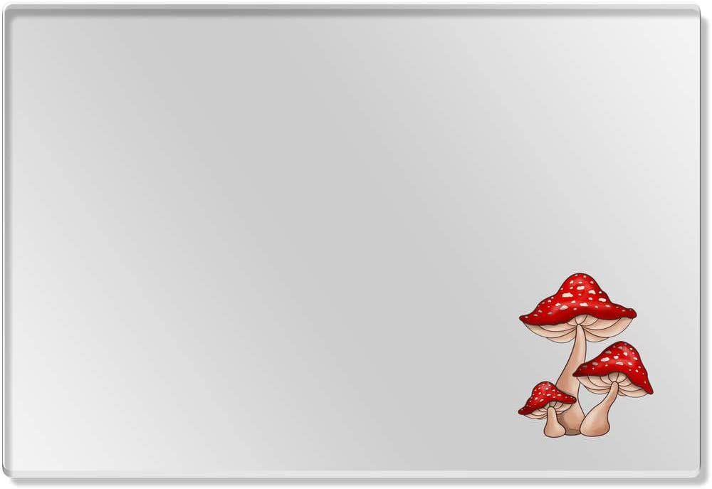 CR00143384 Azeeda 1 x Tabourets de Crapaud Set de Table Transparent
