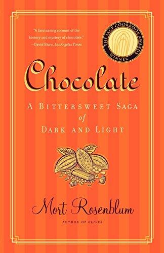 Chocolate: A Bittersweet Saga of Dark and Light