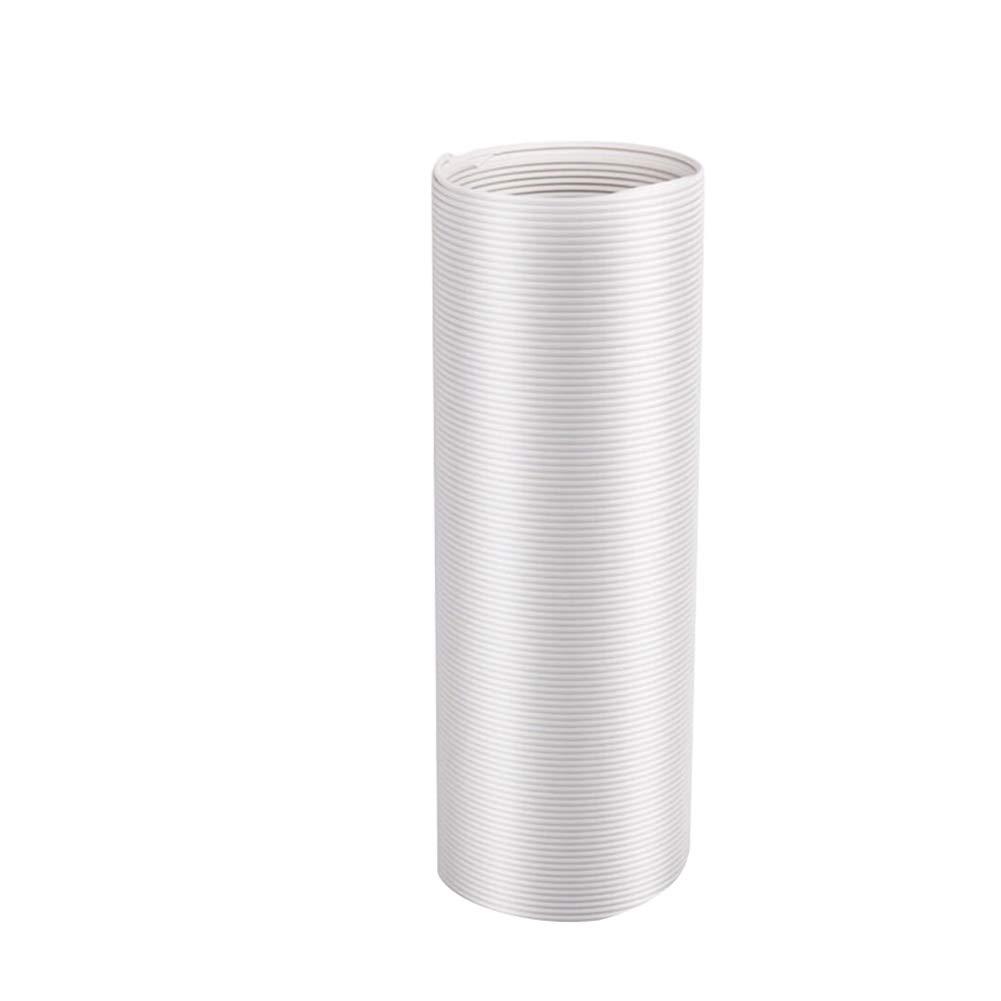 Ranget Tuyau /évacuation PVC Tube de Ventilation Universel Tuyau Kit pour climatiseur Mobile Longueur//Diam/ètre: 3M//15CM