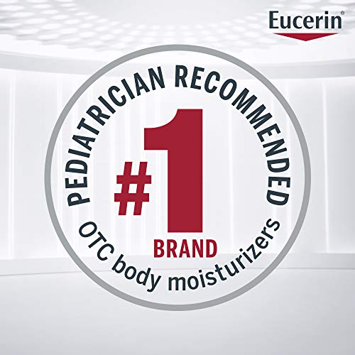 51KrXhh7T0L - Eucerin Baby Eczema Relief Body Cream - Steroid & Fragrance Free For 3+ Months Of Age - 5 Oz. Tube