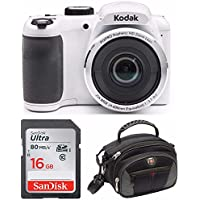 "Kodak PIXPRO AZ252 Point & Shoot Digital Camera with 3""..."