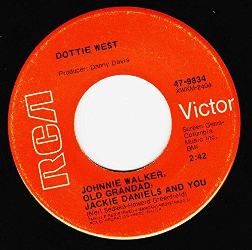 JOHNNIE WALKER OLD GRANDAD JACKIE DANIELS AND YOU / LONG BLACK LIMOUSINE (7