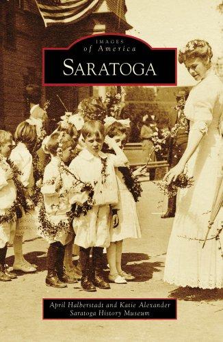 Fontaine Cherry - Saratoga (Images of America)