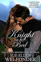 Knight in Her Bed (Highland Knights Book 1)