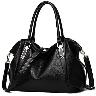 SiMYEER Women Top Handle Satchel Handbags Shoulder Bag Messenger Tote Bag Top Purse