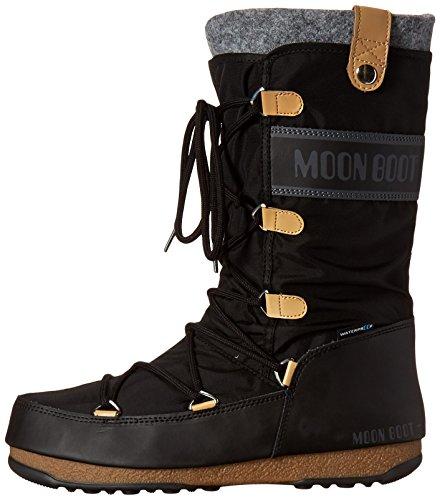 the best attitude d097e e4719 Womens Tecnica Original Moon Boot Monaco Felt Winter ...