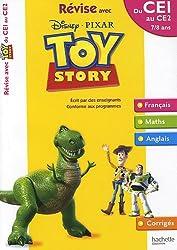Révise avec Toy Story du CE1 au CE2 : 7-8 ans