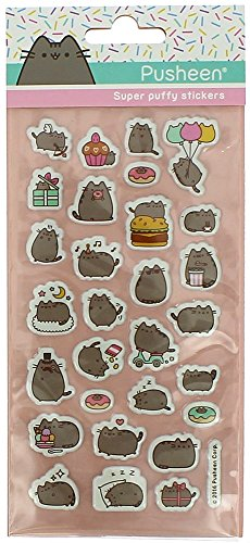 (Pusheen® Super Puffy Stickers)