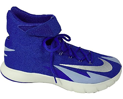 Nike Men 643301-402 Zoom Campo Generale Basketbal Sz 9 Blu