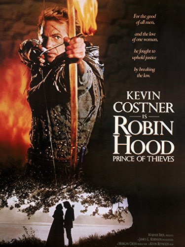 Robin Hood: Prince of Thieves Director's Cut (Robin Hood Prince Of Thieves Blu Ray)