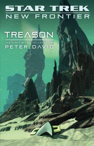 Image of Star Trek: New Frontier: Treason (Star Trek: The Next Generation)
