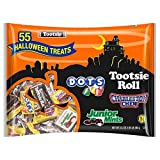 Tootsie Roll Assorted Bulk Candy Bag, Bag of 55