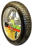 MaxPower 335280 Universal Flat-Free Wheelbarrow