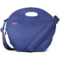 BUILT Cargo Camera Bag- Navy Blue/ Medium