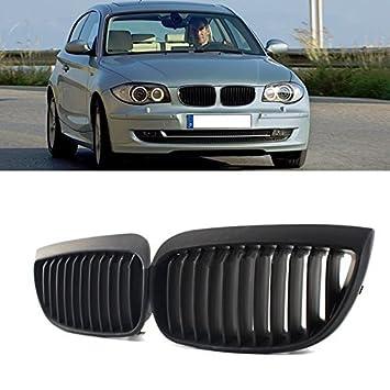 i-Shop E81 E87 1 Series 2004-2007 - Rejillas delanteras para niños, color negro mate: Amazon.es: Coche y moto