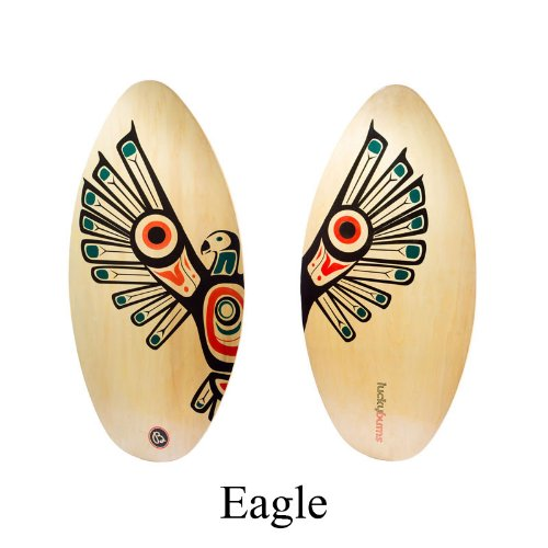 lucky-bums-wood-skimboard-eagle-39-inches