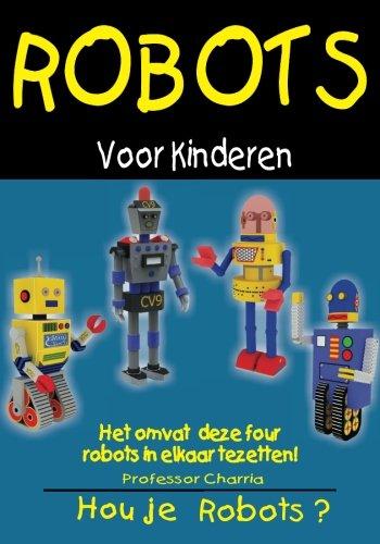 Robots voor Kinderen FV (Dutch Edition)