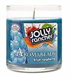 Hanna's AROMABEADS 6oz Hershey's Candy Scented Candle (Jolly Rancher - Blue Raspberry)
