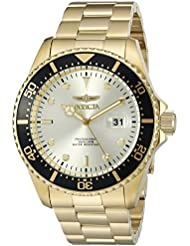 Invicta Mens Pro Diver Quartz Stainless Steel Casual Watch (Model: 22065)