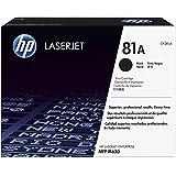 HP 81A (CF281A) Black Original LaserJet Toner Cartridge