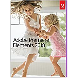 Adobe Premiere Elements 2018 - No Subscription Required