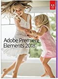 Software : Adobe Premiere Elements 2018 - No Subscription Required
