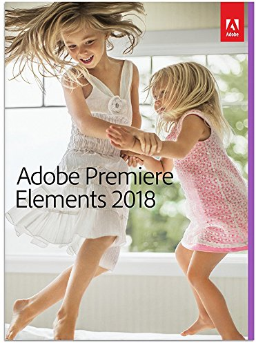 Software : Adobe Premiere Elements 2018
