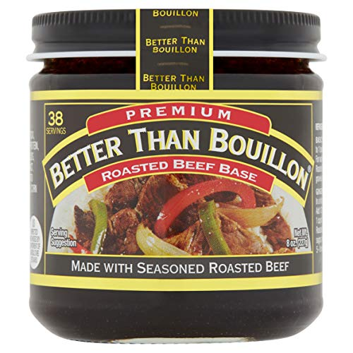 Better Than Bouillon Roasted Beef Base, 8 Ounce ()