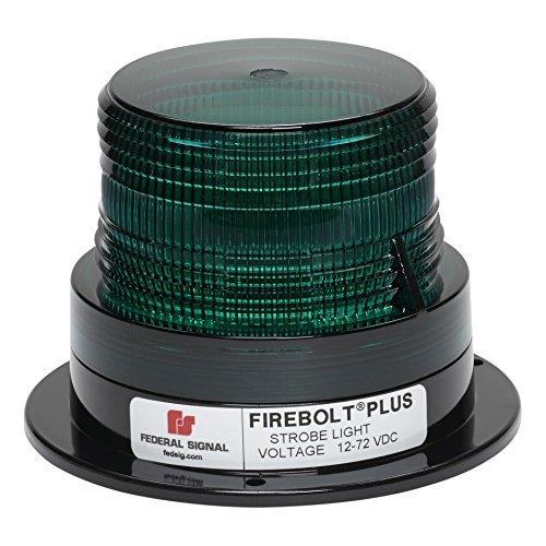 Perm Green - Federal Signal 220200-06 Firebolt Plus Green 3.61