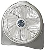 "Appliances : Lasko 3520 20"" Cyclone Pivoting Floor Fan"