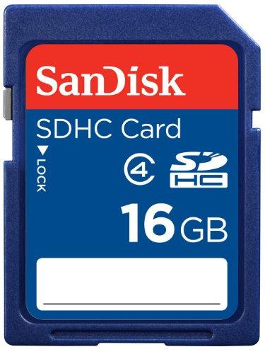 SanDisk Class Secure Digital Capacity