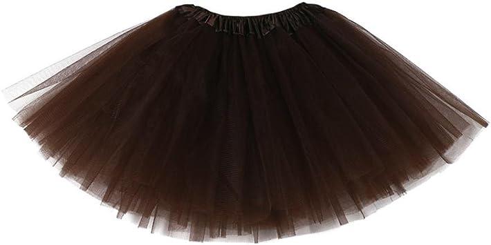 Falda niña Vestido Princesa niña bebé Linda Faldas de Ballet de ...