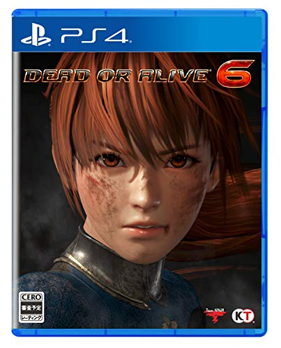 DEAD OR ALIVE 6の商品画像