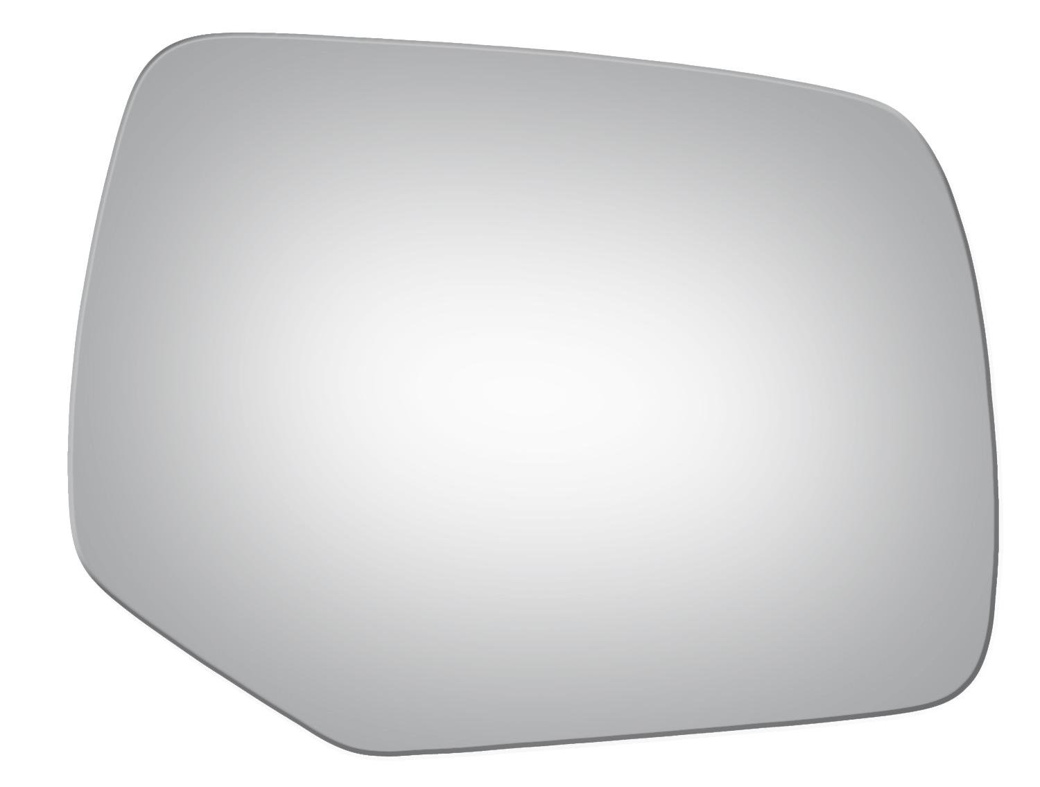 2008-2012 FORD ESCAPE Convex Passenger Side Mirror Replacement Glass Burco