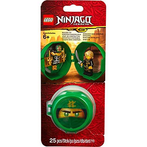 Ninjago Legacy Lego Lloyd's Kendo Training Pod Minifigure 853899 (25 Pieces)]()